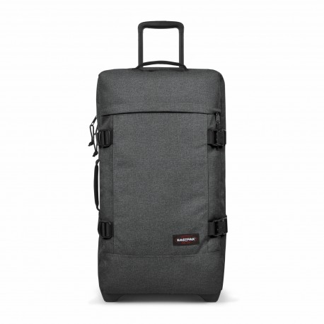 EASTPAK TRANSFER M K662 BLACK DENIM 77H