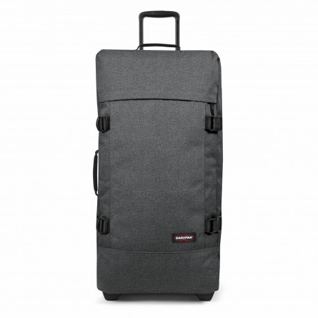 EASTPAK TRANSFER L K663 BLACK DENIM 77H