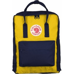 23510 KANKEN SAC A DOS NAVY WARM YELLOW
