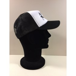 CASQUETE TRUCKER BLACK CAPS 111