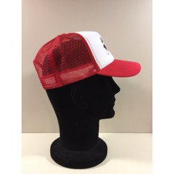 CASQUETE TRUCKER RED CAPS 111