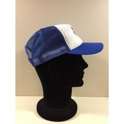CASQUETE TRUCKER ROYAL BLUE CAPS 111