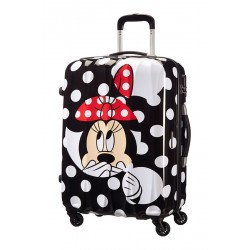 VALISE CABINE 92699 DISNEY LEGENDS MINNIE DOTS