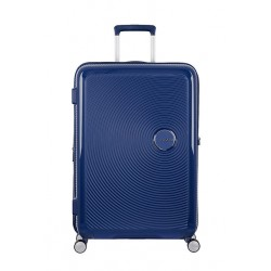 AMERICAN TOURISTER SPINNER 67 EXTENSIBLE 88473 SOUNDBOX MIDNIGHT NAVY