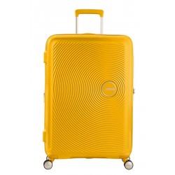 AMERICAN TOURISTER SPINNER 77 EXTENSIBLE 88474 SOUNDBOX GOLDEN YELLOW