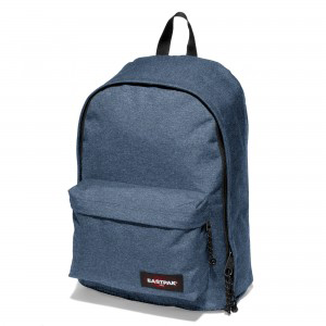 EASTPAK K767 OUT OF OFFICE DOUBLE DENIM