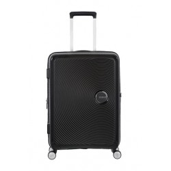 AMERICAN TOURISTER SPINNER 67 EXTENSIBLE 88473 SOUNDBOX BLACK
