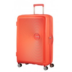AMERICAN TOURISTER SPINNER 77 EXTENSIBLE 88474 SOUNDBOX SPICY PEACH
