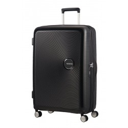 AMERICAN TOURISTER SPINNER 77 EXTENSIBLE 88474 SOUNDBOX BLACK