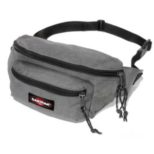 EASTPAK K073 DOGGY BAG SUNDAY GREY