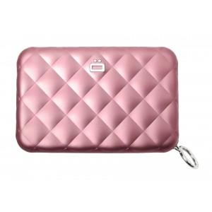 ÖGON Porte cartes monnaie 8A Pink