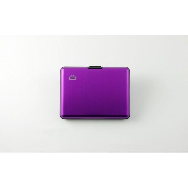 gon Porte-cartes et papiers Big stockholm Violet GRjE3zCt