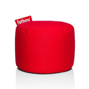 FATBOY POINT STONEWASHED RED